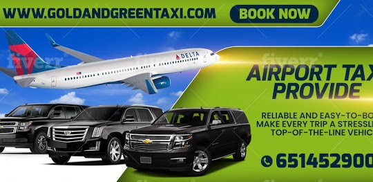 Airport Taxi St Louis Park MN