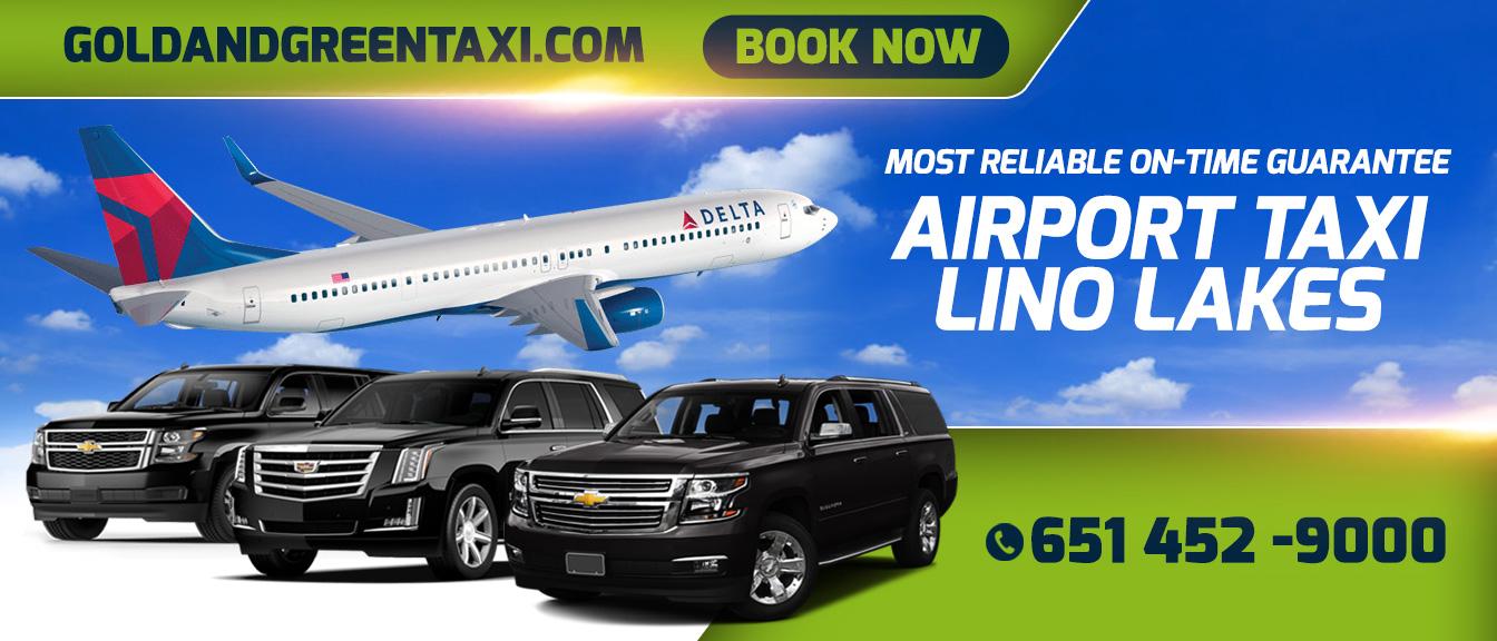 AIRPORT TAXI LINO LAKES